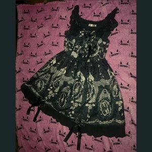 Seven Sins Gothic Dress Killstar Lolita Hot Topic